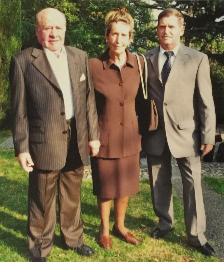 I tre fratelli Nicoli