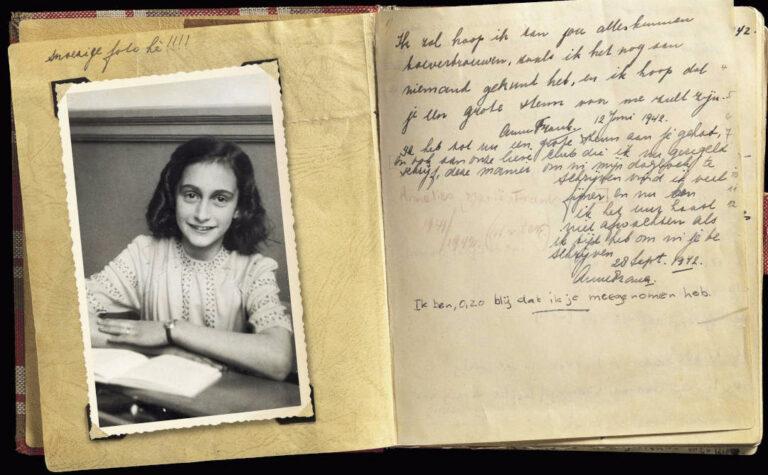 Diario di Anna Frank - Pagina del 28 settembre 1942
