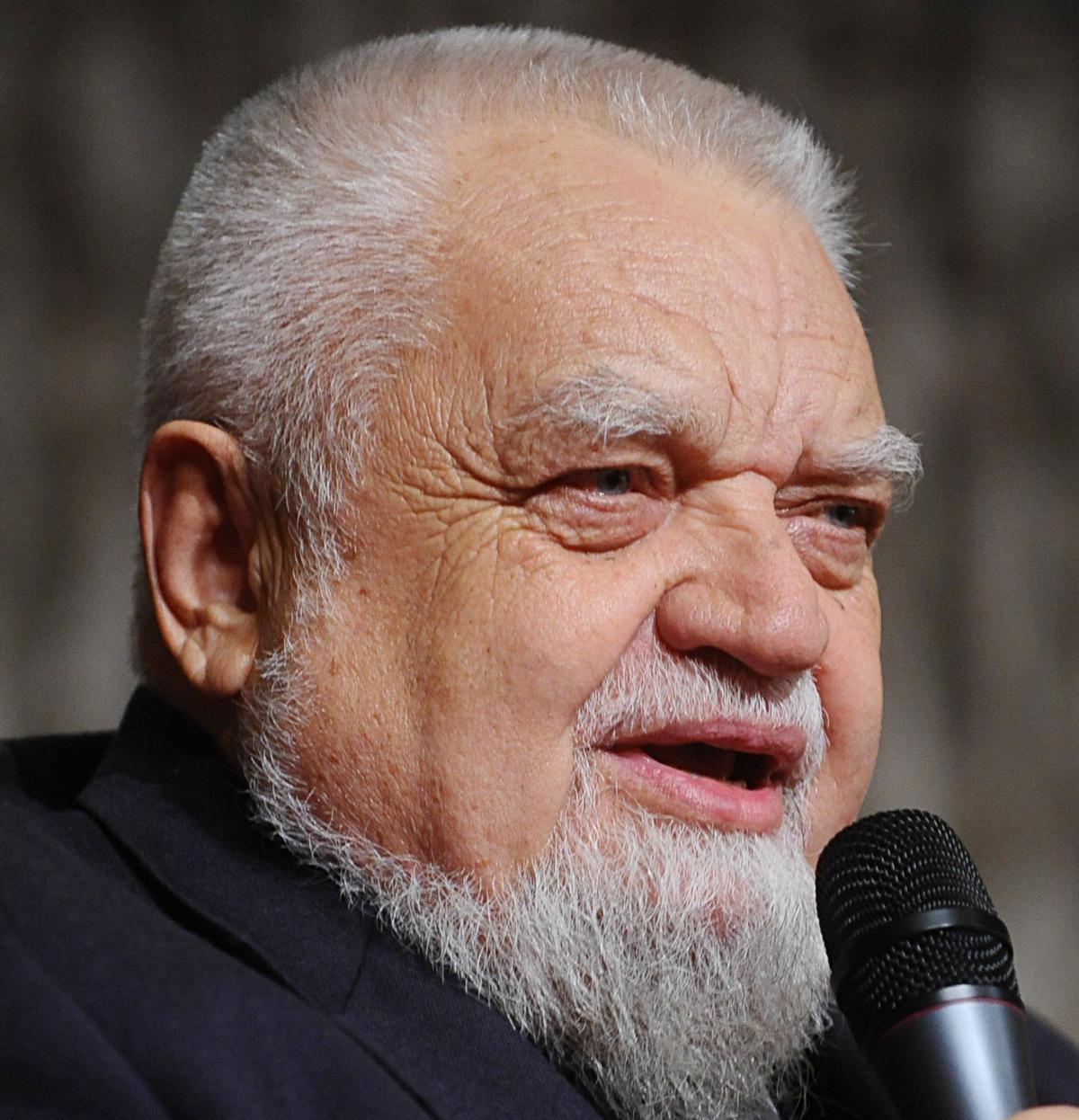 Enzo Bianchi, fondatore della Comunità monastica di Bose