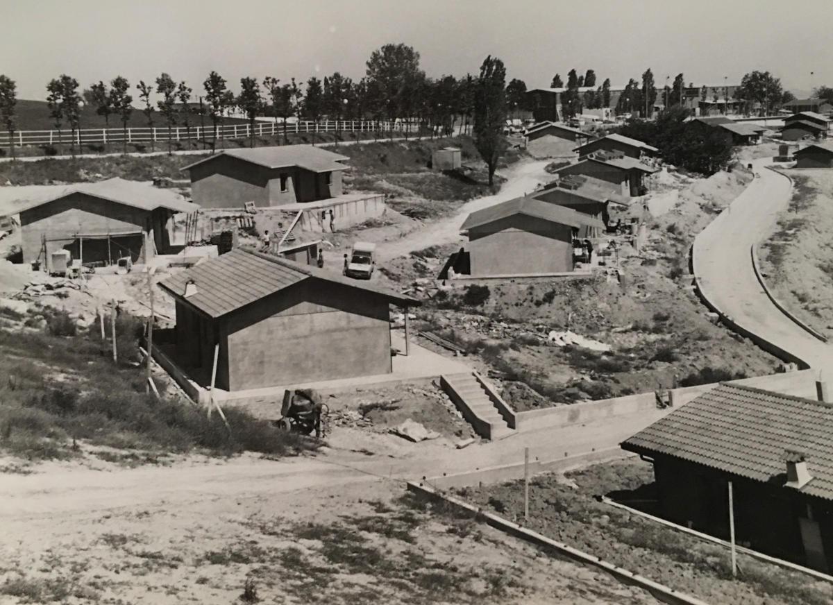 Cantiere aperto a SanPa. Correva il 1988