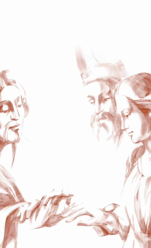 Sposalizio di Maria e Giuseppe