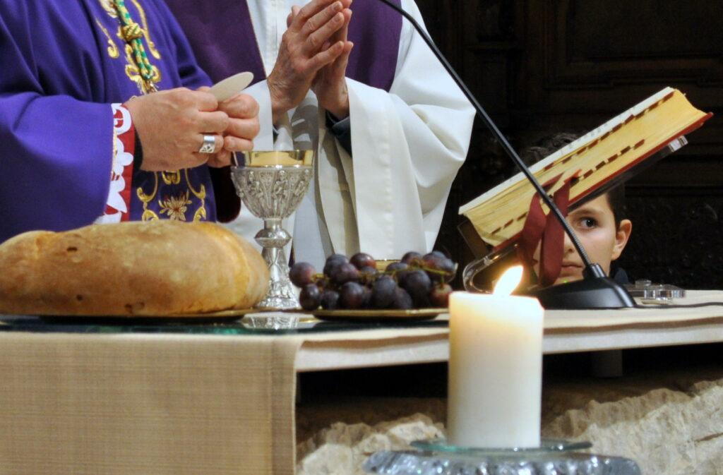 Eucaristia, cuore della Pasqua e del cristianesimo