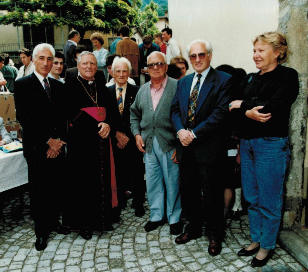 Festa a Medeglia, 1996