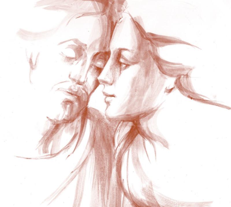 Giuseppe e Maria uniti