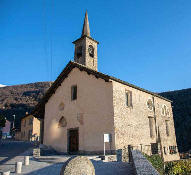 Chiesa di San Bartolomeo a Medeglia