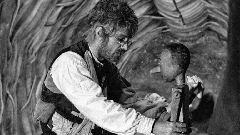 Nino Manfredi - Le avventure di Pinocchio