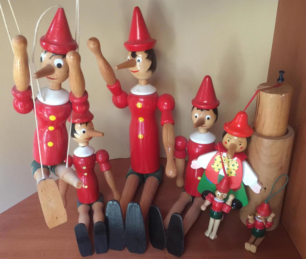 Pinocchio Family