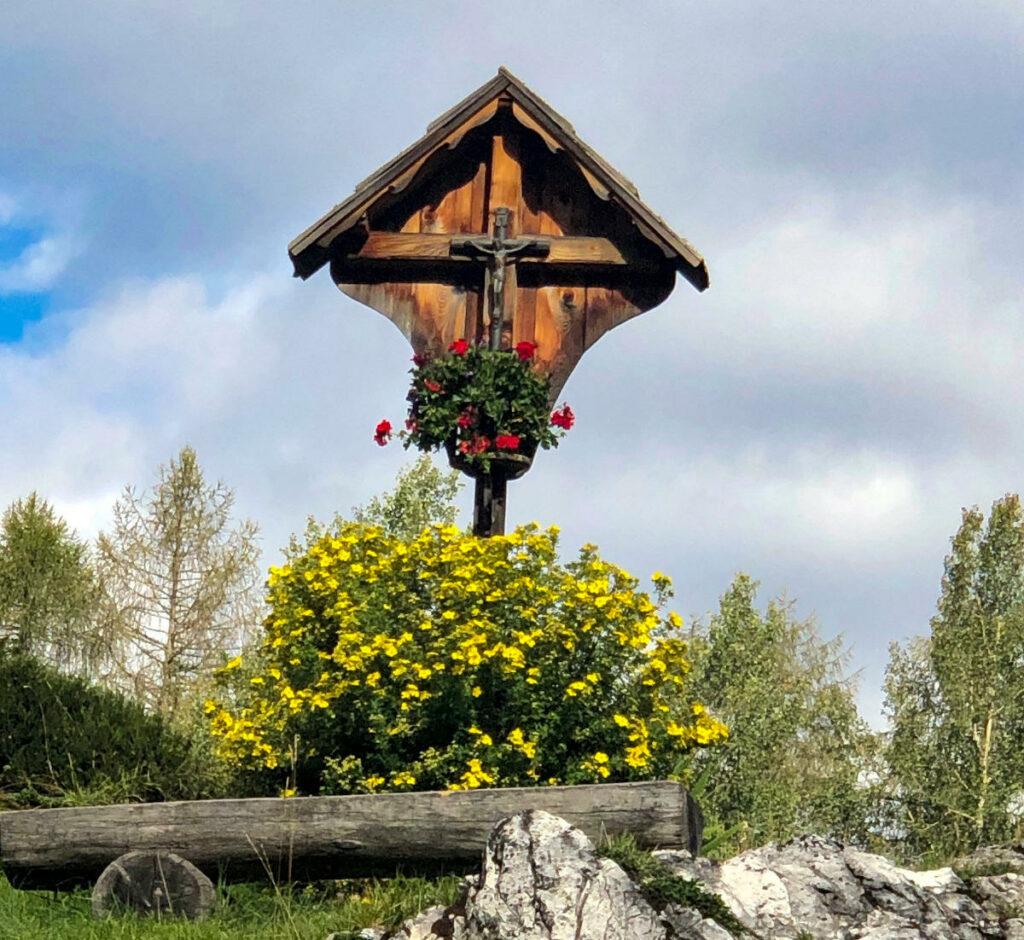 Croce, segno di fede e devozione