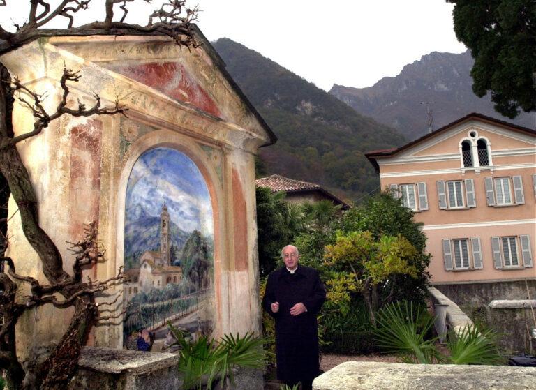 Mons. Mazzetti a Rovio