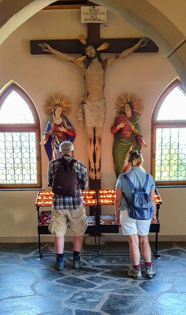 Preghiera al Crocifisso