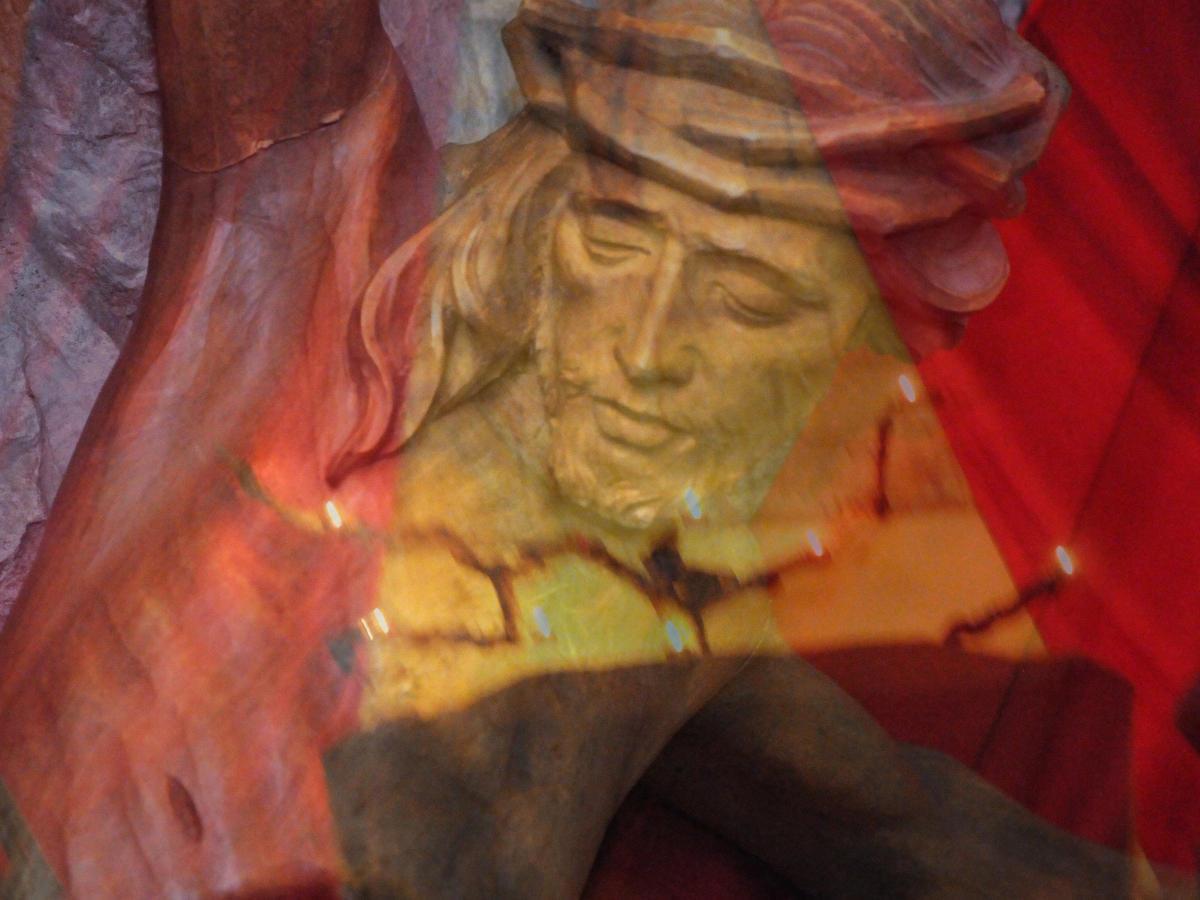 Simulacro del Cristo Morto